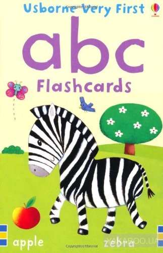 ABC (Baby&# 039;s Very First Flashcards)