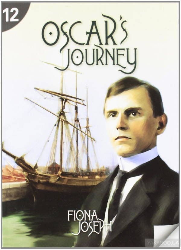 Oscar's Journey: Page Turners 12