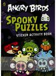 Angry Birds: Spooky Puzzles Sticker Activity Book