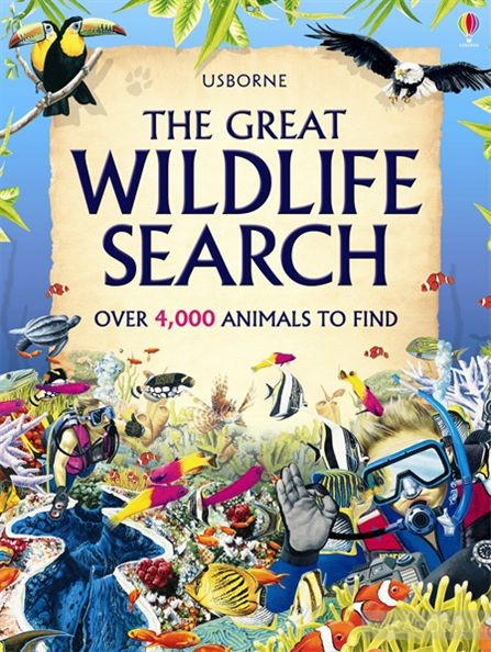 The Great Wildlife Search фото