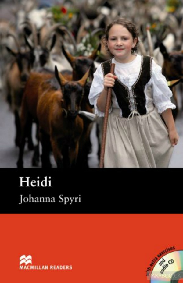 Pre-intermediate Level: Heidi (+ Audio CD)