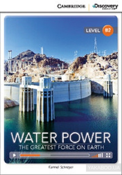 CDIR B2 Water Power: The Greatest Force on Earth. Book with Online Access