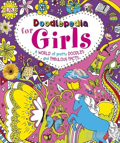 Doodlepedia for Girls фото
