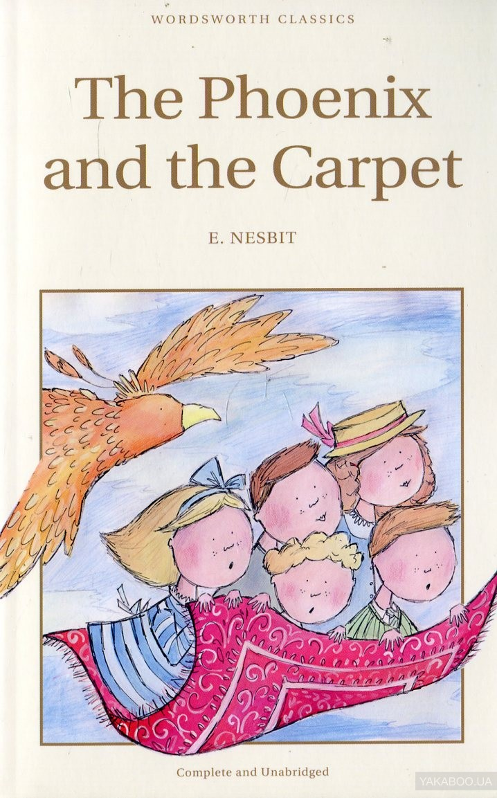 The Phoenix and the Carpet фото