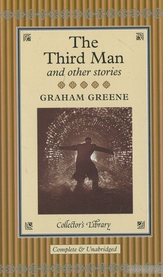 graham green and the third man Embed (for wordpresscom hosted blogs and archiveorg item tags.