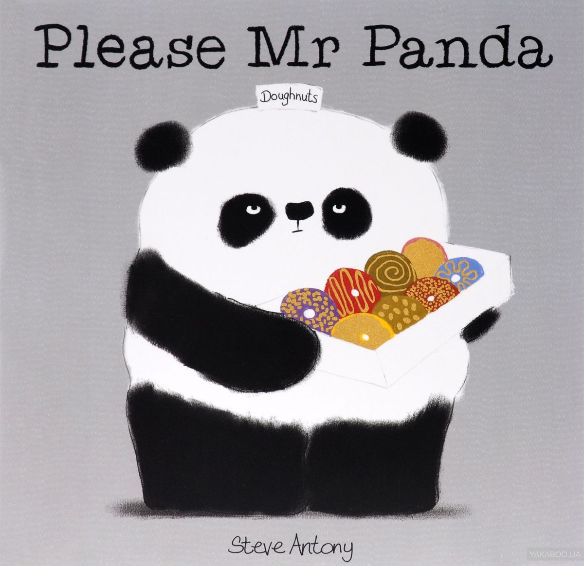 Please, Mr Panda фото