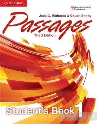 Passages Level 1. Student's Book 2018