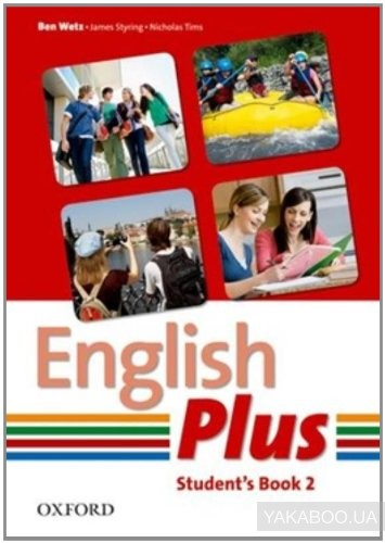 English Plus 2. Student Book: An English Secondary Course for Students Aged 12-16 Years