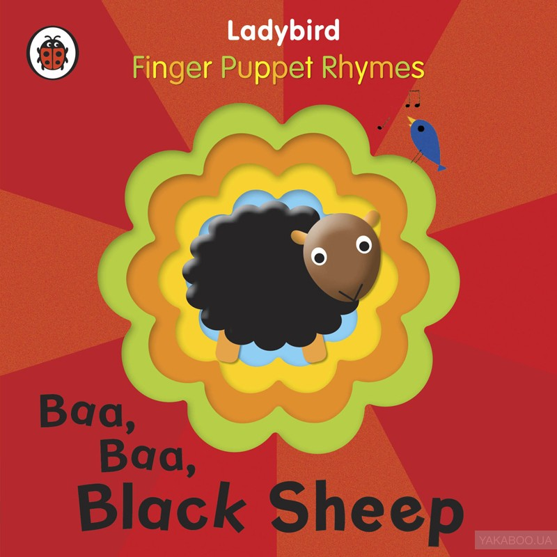 Baa, Baa, Black Sheep: A Ladybird Finger Puppet Book фото