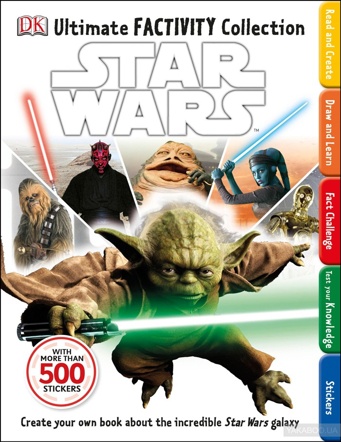 LEGO Star Wars: Ultimate Factivity Collection фото