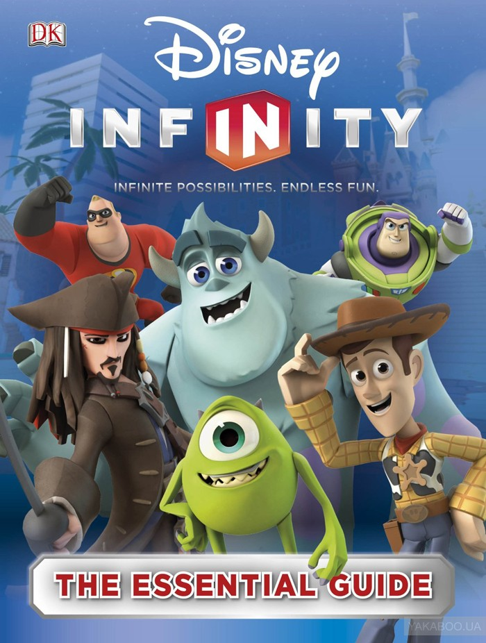 Disney Infinity: Essential Guide