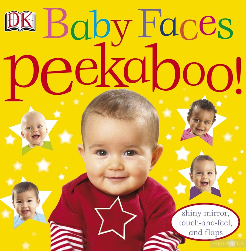 Peekaboo! Baby Faces фото