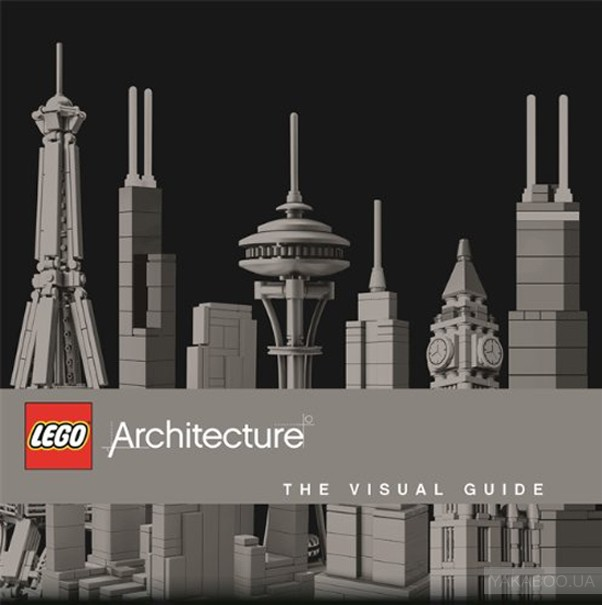 LEGO Architecture The Visual Guide фото