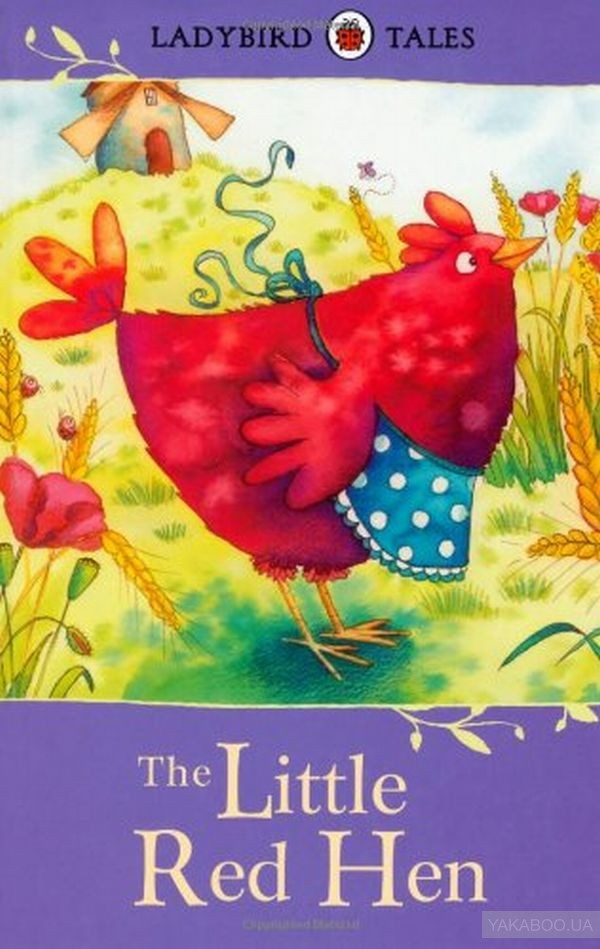 The Little Red Hen фото