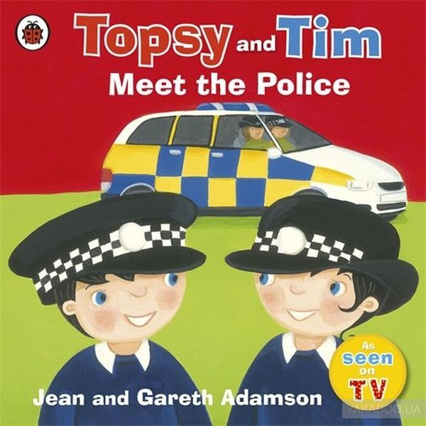 Topsy and Tim. Meet the Police фото