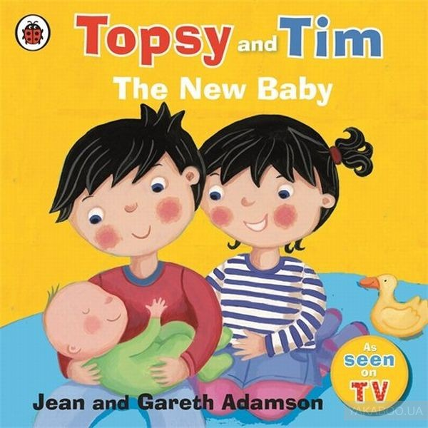 Topsy and Tim. The New Baby фото