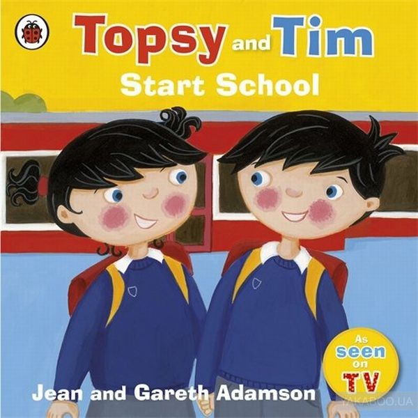 Topsy and Tim. Start School фото