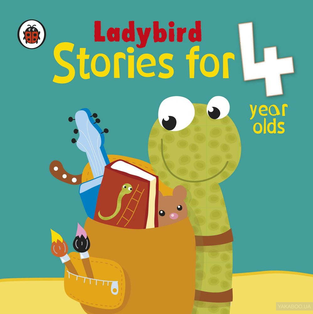Ladybird Stories for 4 Year Olds фото