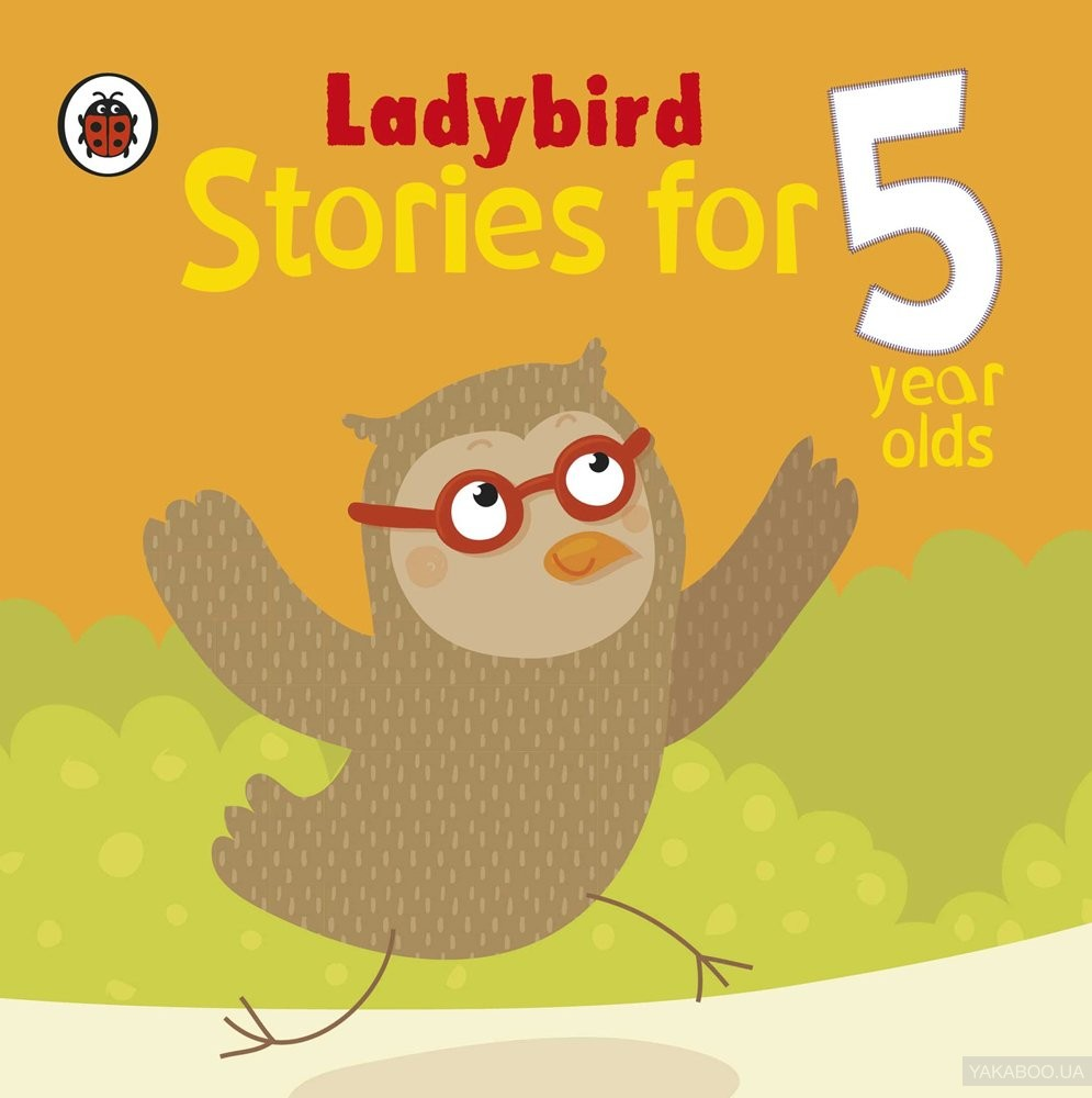 Ladybird Stories for 5 Year Olds фото