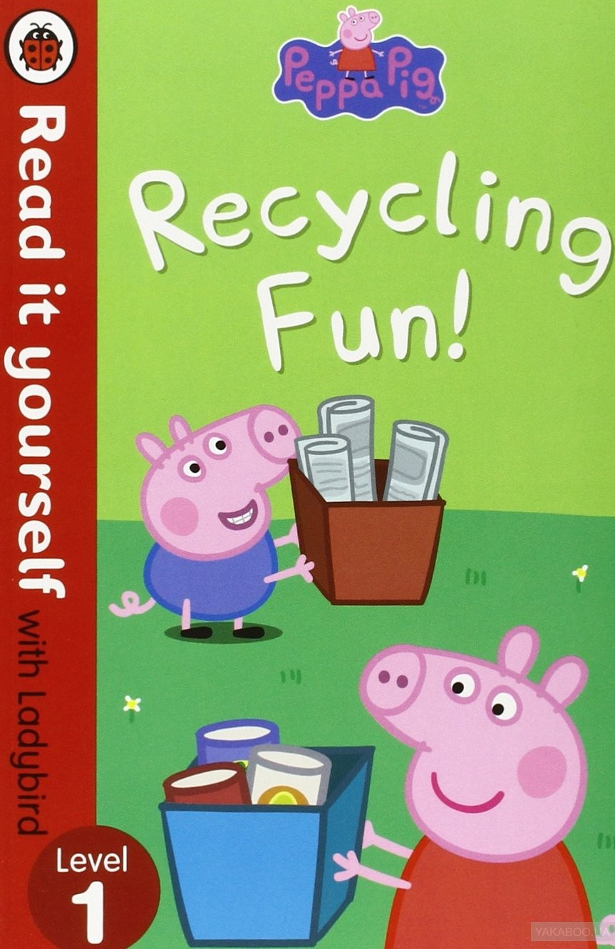 Peppa Pig. Recycling Fun фото
