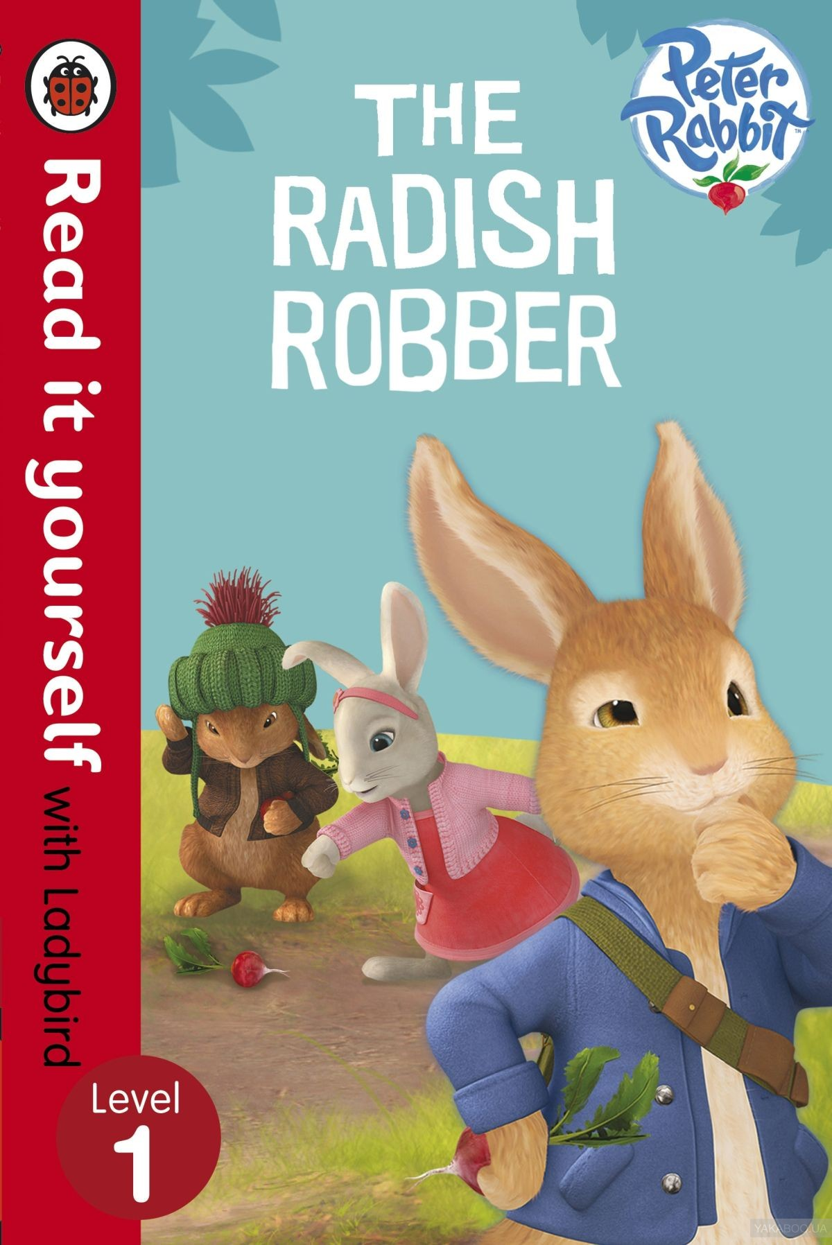Peter Rabbit. The Radish Robber