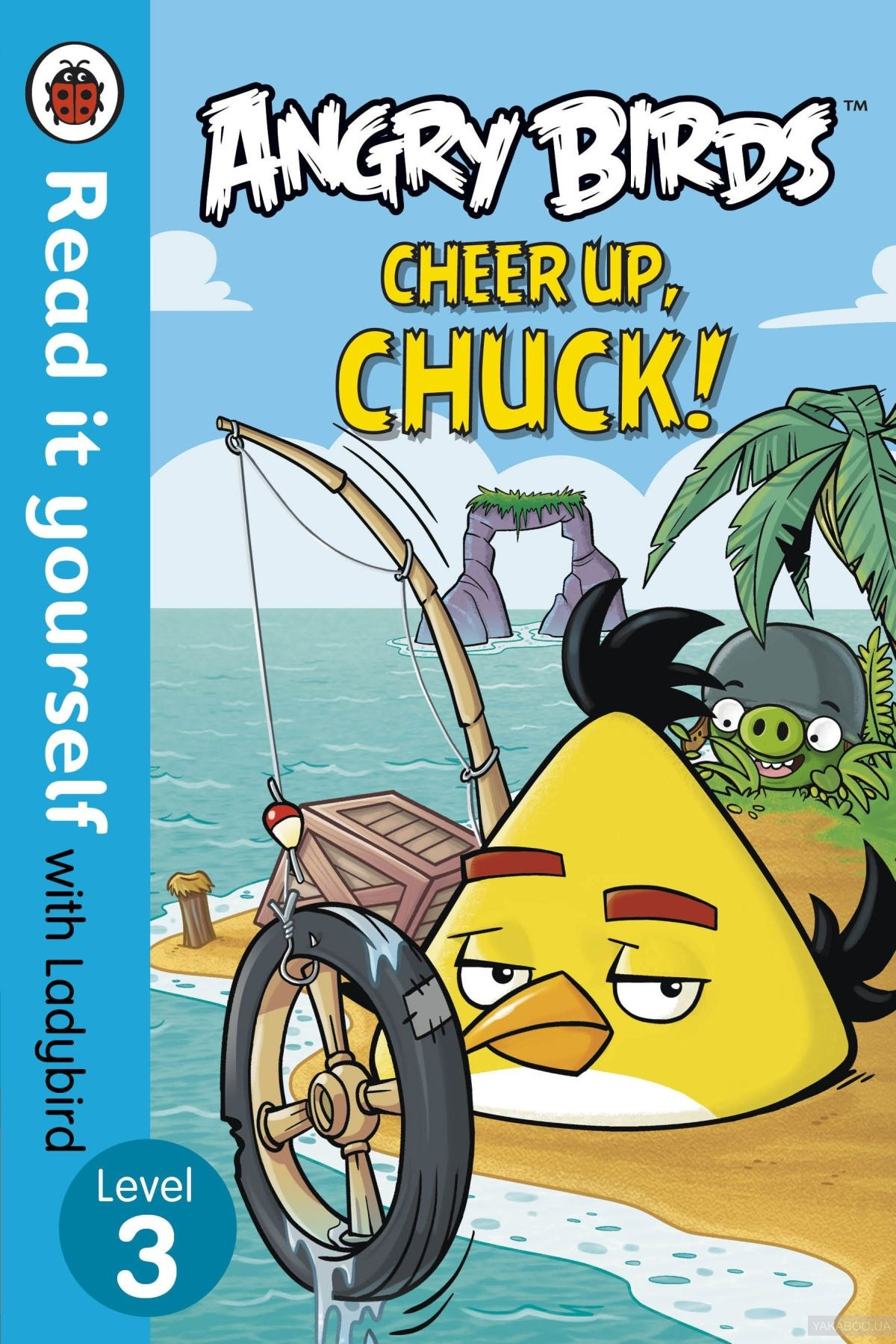 Angry Birds. Cheer Up, Chuck!