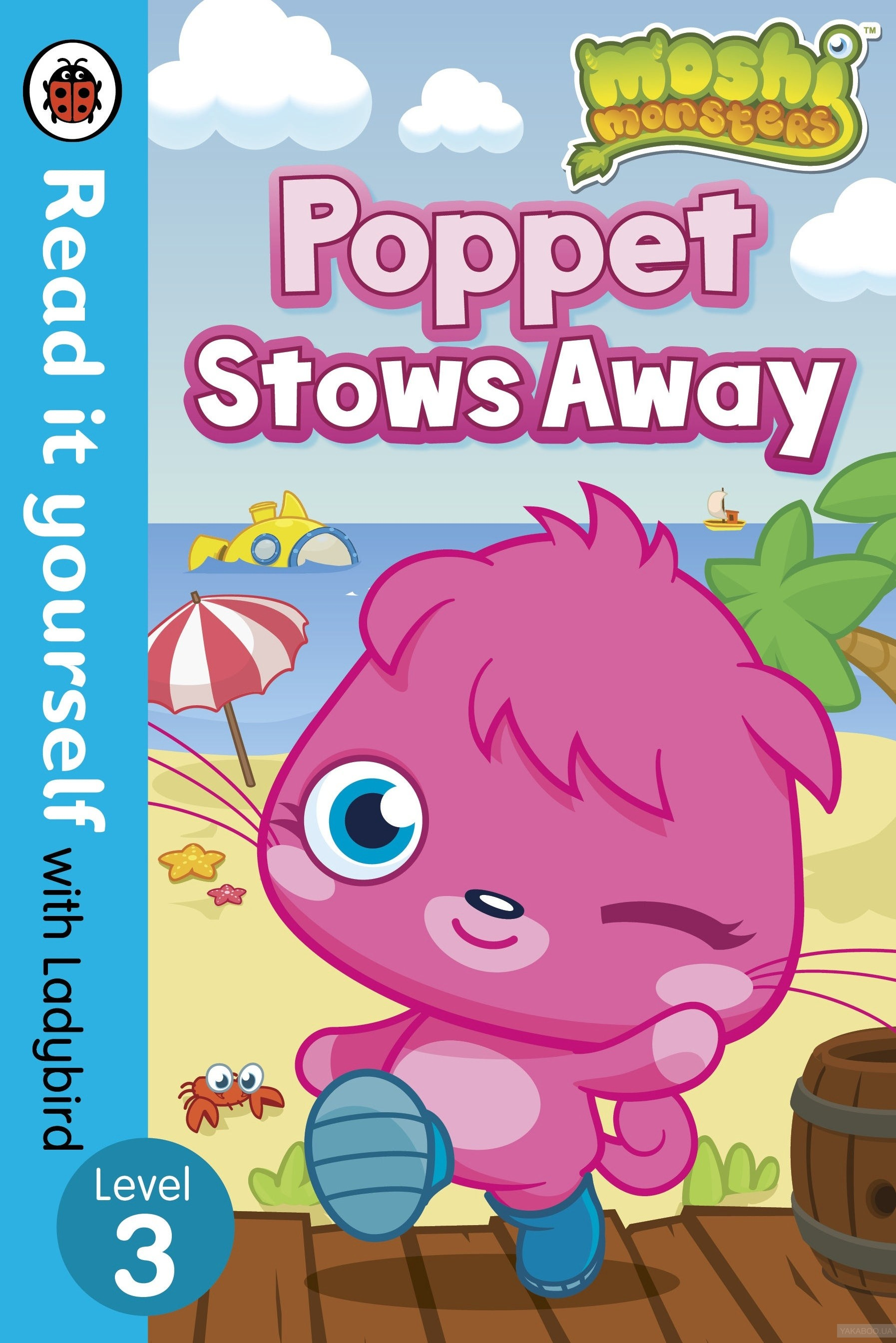 Moshi Monsters. Poppet Stows Away фото