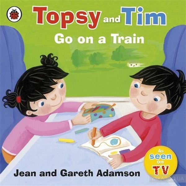 Topsy and Tim. Go on a Train фото