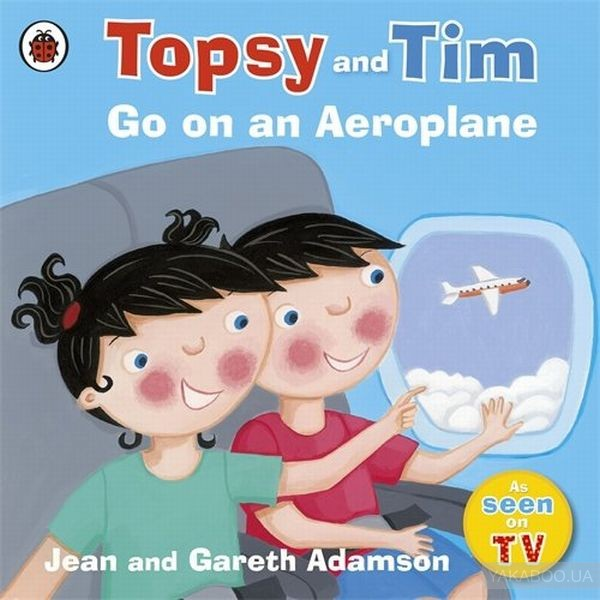 Topsy And Tim. Go On An Aeroplane фото