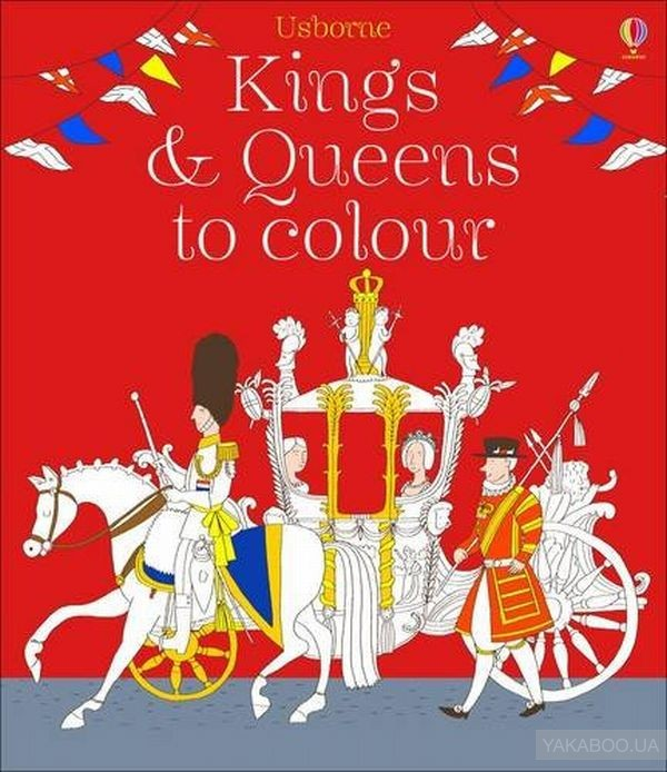Kings and Queens to Colour фото