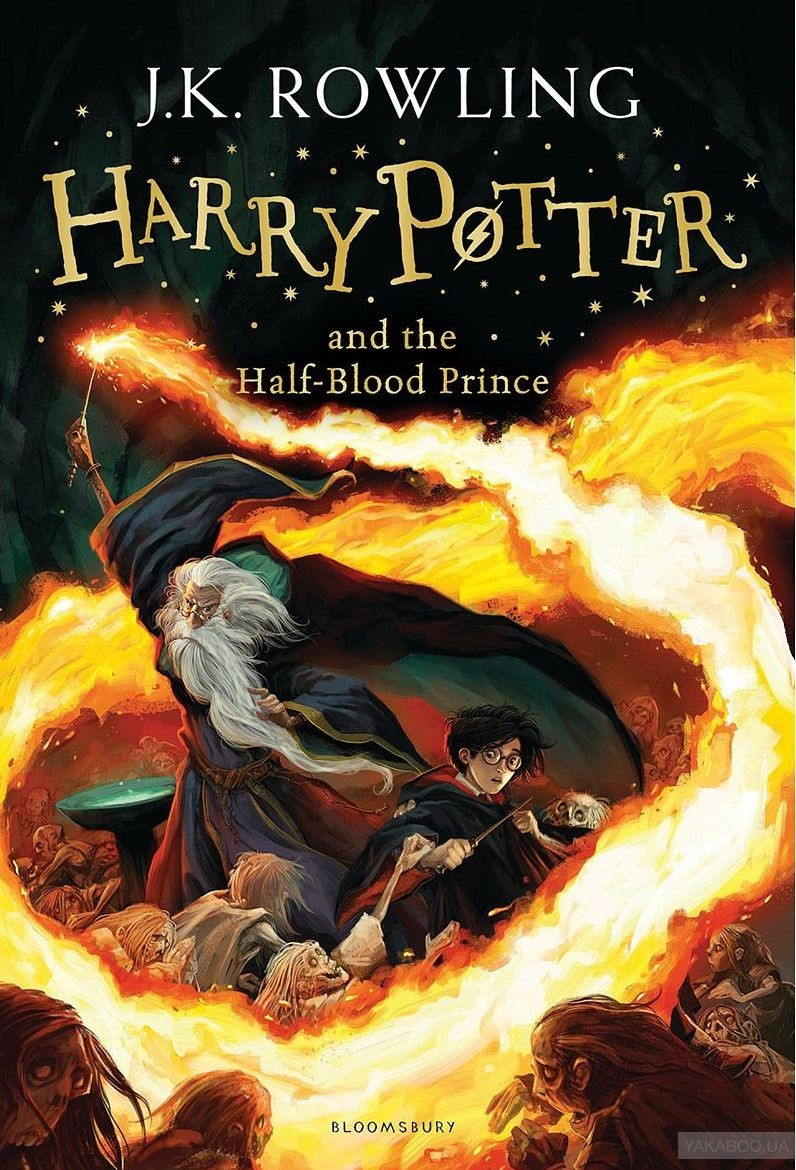 Harry Potter and the Half-Blood Prince фото