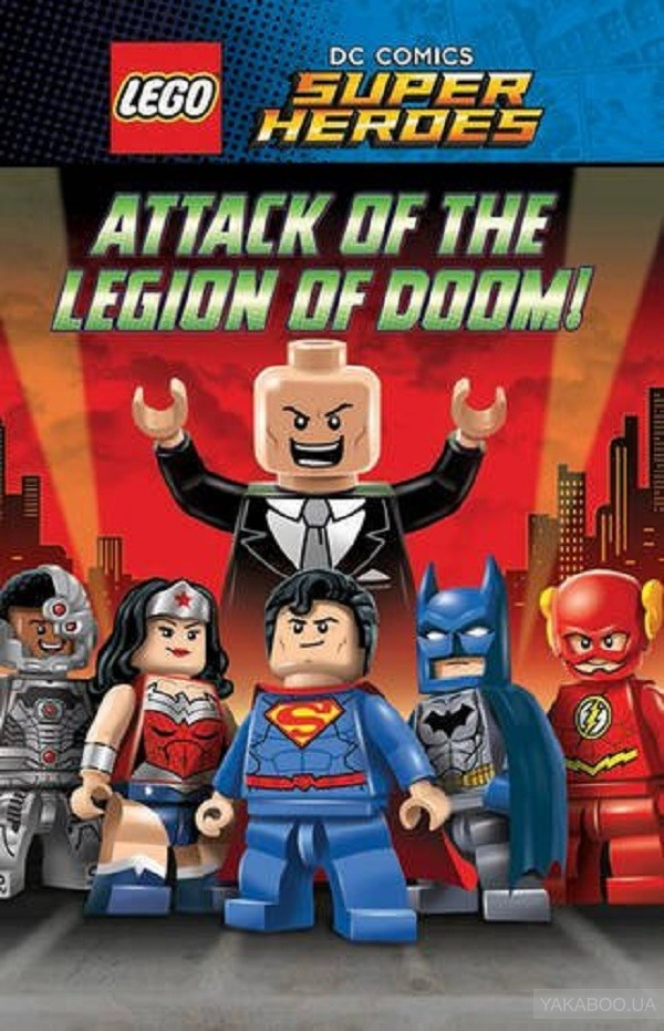 Lego DC Super Heroes. Attack of the Legion of Doom! фото