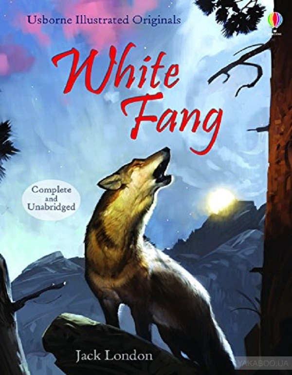 an analysis of the novel white fang by jack london White fang by jack london is one of the best children's books ever the story revolves around a 3/4th wolf and 1/4th dog who is born in the wild later.