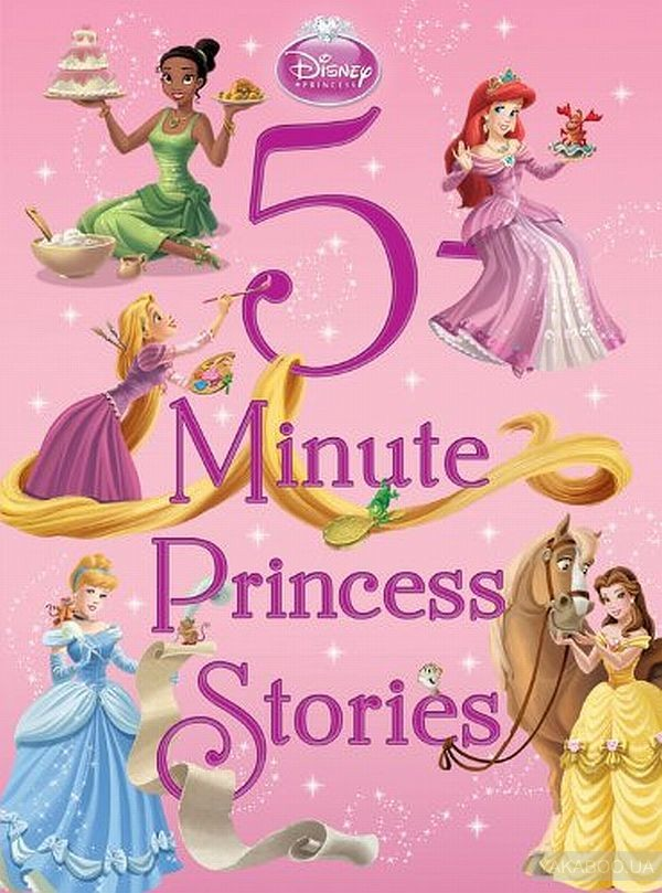 5-Minute Princess Stories фото
