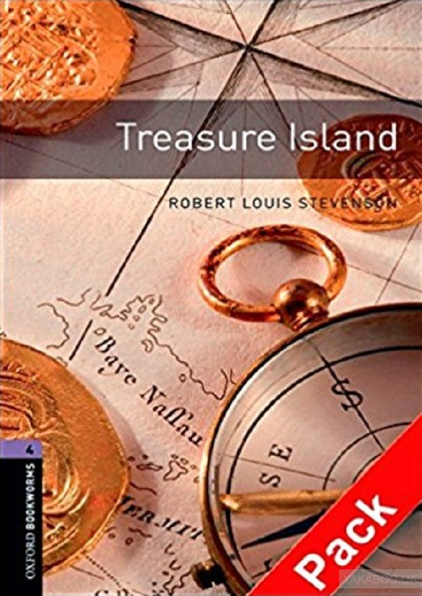 Treasure Island Audio CD Pack. Level 4
