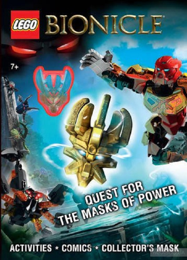 Lego Bionicle. Quest for the Masks of Power фото