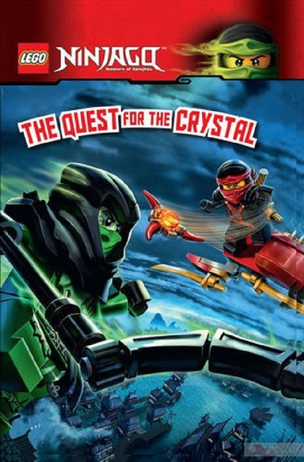 The Quest for the Crystal 14