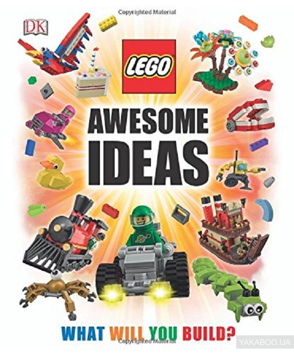 LEGO Awesome Ideas фото