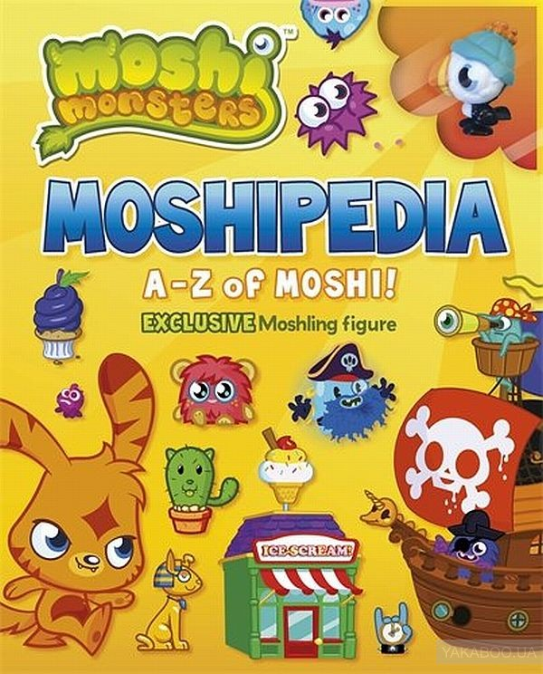 Moshi Monsters. Moshipedia