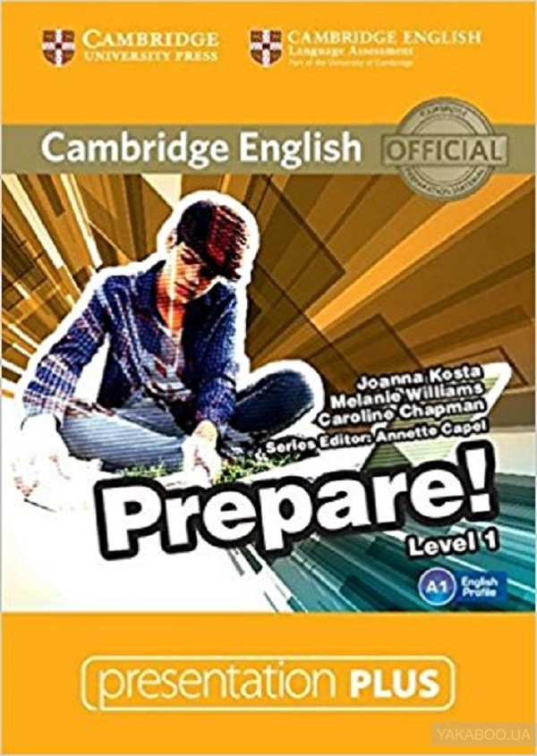 Cambridge English Prepare! Level 4: Teacher's Book and Teacher's Resources Online: Level 4