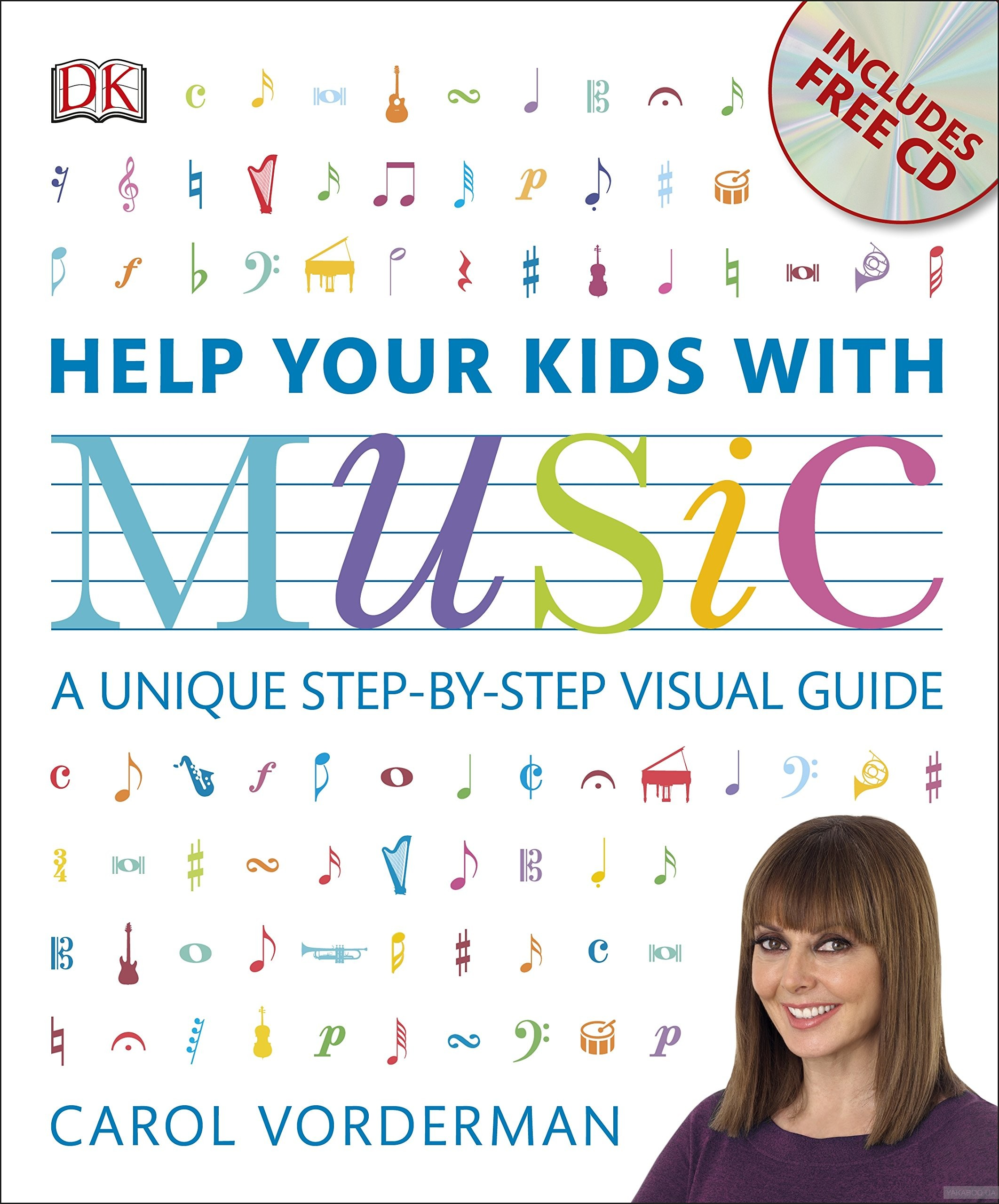 Help Your Kids with Music (+CD-ROM)