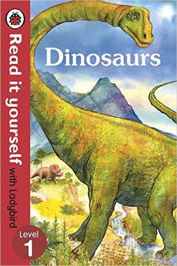 Read it yourself New. Level 1. Dinosaurs фото