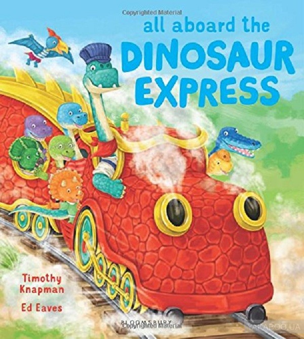 All Aboard the Dinosaur Express фото