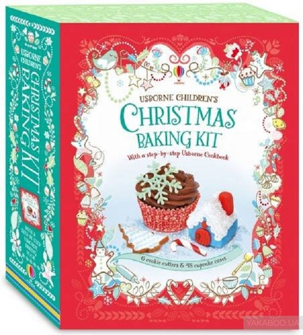Childrens Christmas Baking kit фото