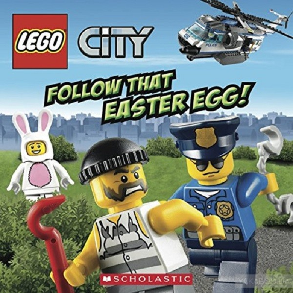 Lego City. Follow That Easter Egg!