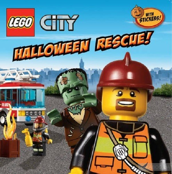 Lego City. Halloween Rescue!