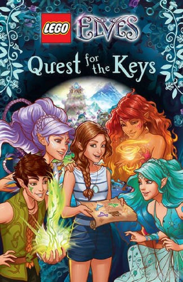 Lego Elves. Quest for the Keys фото