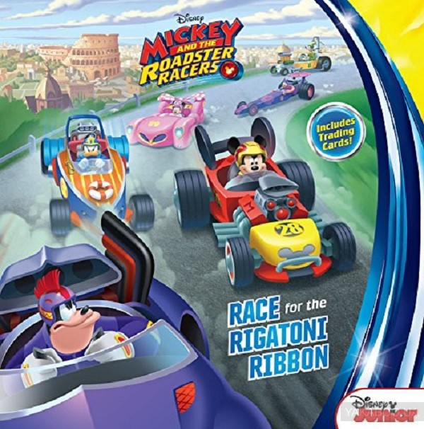 Mickey and the Roadster Racers: Race for the Rigatoni Ribbon