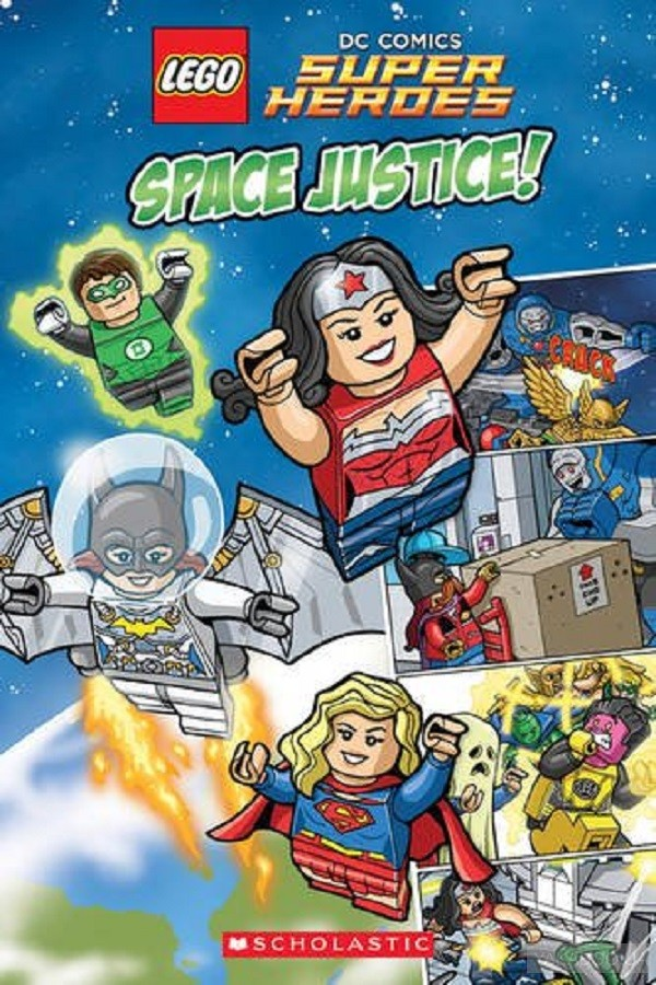 Lego DC Super Heroes. Space Justice!