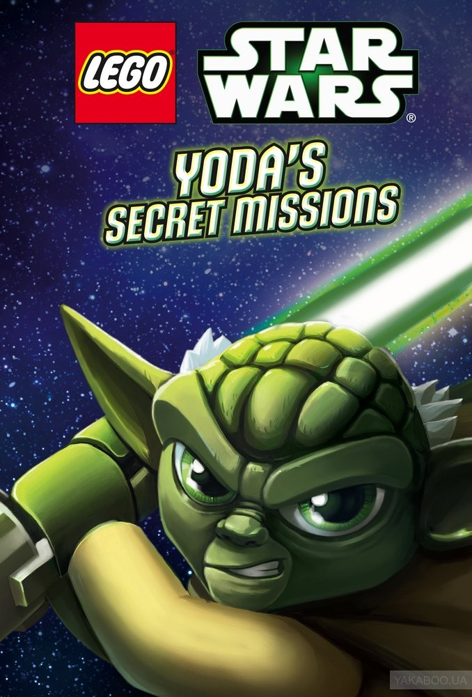 Lego Star Wars. Yoda's Secret Missions